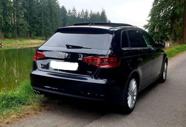 Témoignage client : Audi équipée d'un kit vitres teintées. Variance Auto