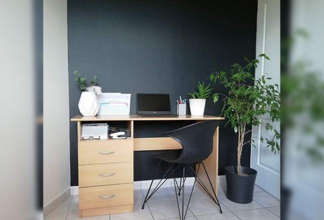 Un bureau relooké en quelques minutes seulement !. Luminis Films