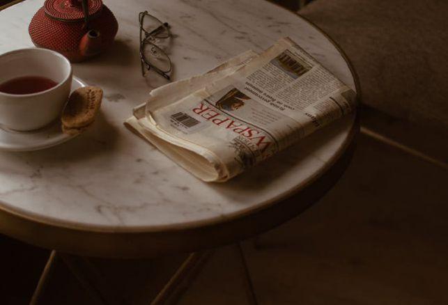 L'adhésif marbre : un incontournable déco 2021. Luminis Films