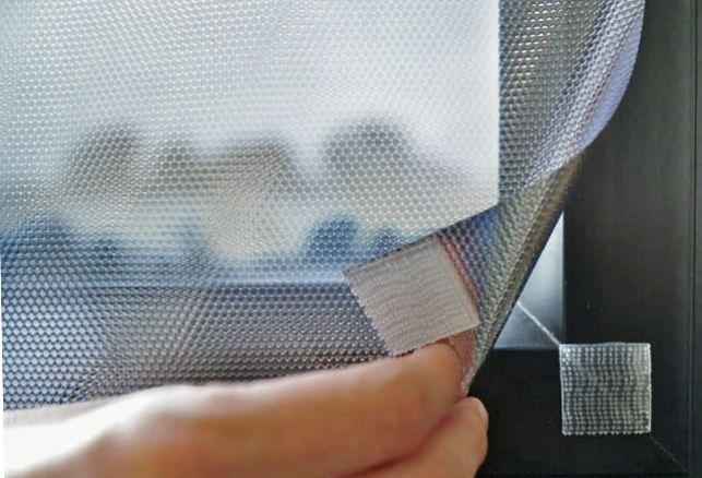 Solution saisonnière anti-chaleur : le film à scratchs ou électrostatique ?. Luminis Films