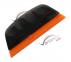 Grip & Glide Orange pour une bonne prise en main et évacuer le maximum d'eau. Variance Auto