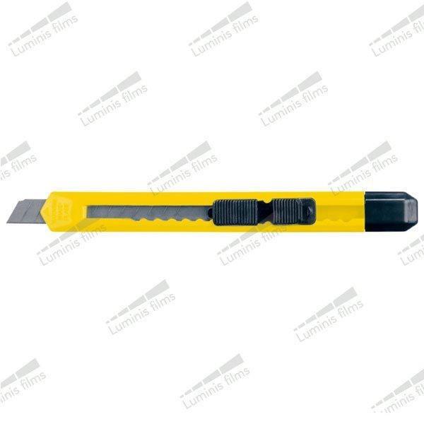 VO120 - Cutter  à lame de 9 mm standard Luminis films