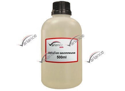 Solution savonneuse à diluer pour pose (bidon de 500 ml). Luminis-Films
