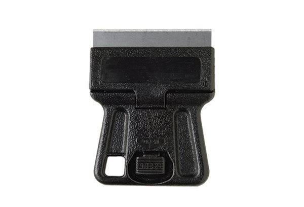 VS203  Grattoir à vitres type Mini Scraper pour retirer toutes les impuretés. Variance Auto