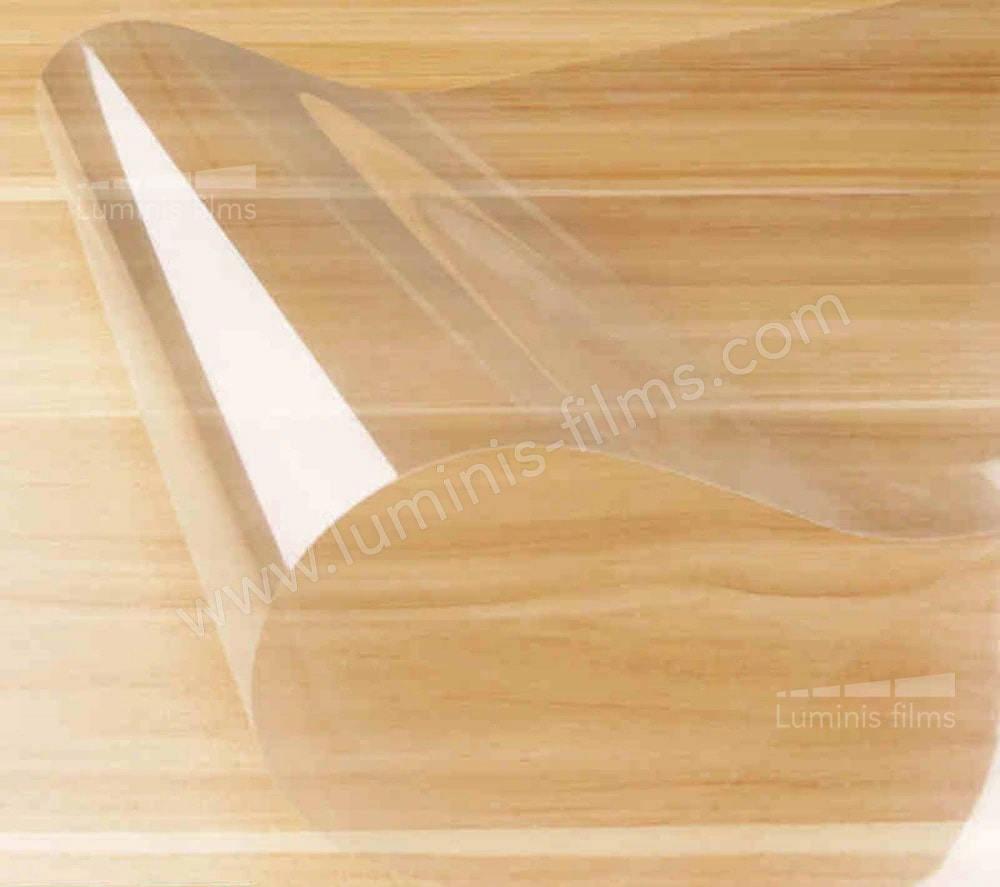 Film Adhesif Protecteur Incolore Pour Meubles Luminis Films
