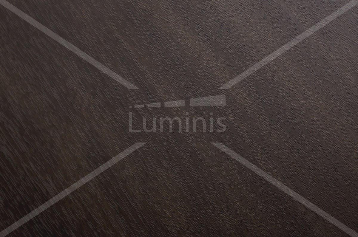Revêtement adhésif bois wengé foncé. Luminis-Films