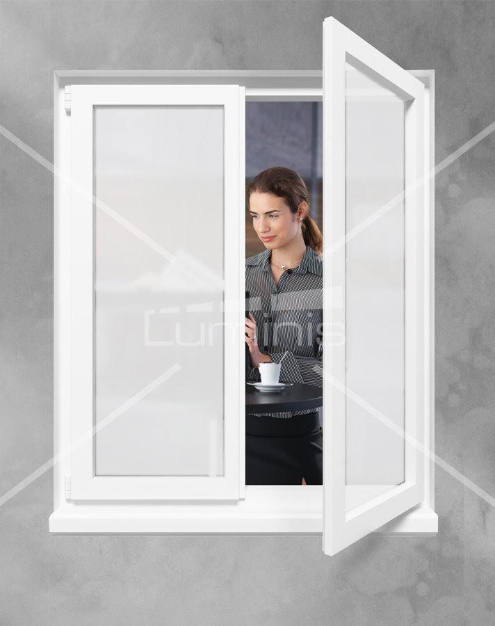 film lectrostatique semi opaque blanc stat 302i luminis films. Black Bedroom Furniture Sets. Home Design Ideas