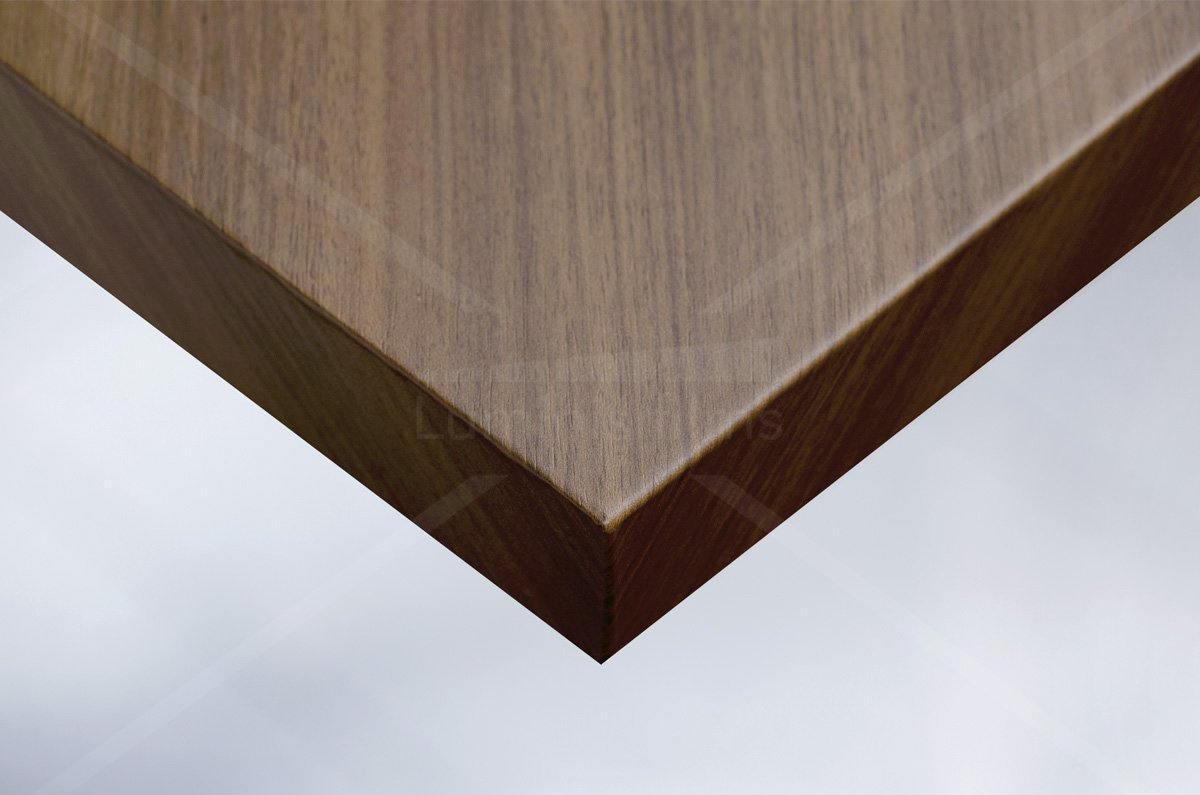 Adhésif décoratif bois hêtre brun. Luminis-Films