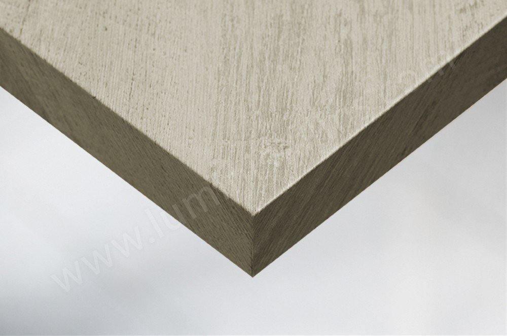 Adhésif imitation bois gris clair patiné. Luminis-Films