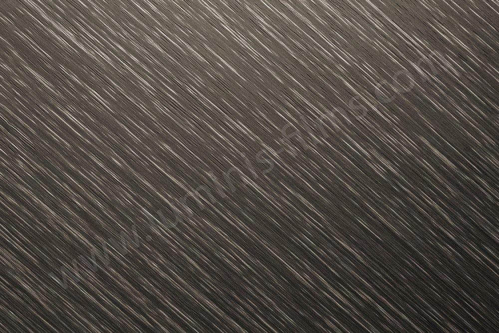 Adhésif effet bois argent brossé. Luminis-Films
