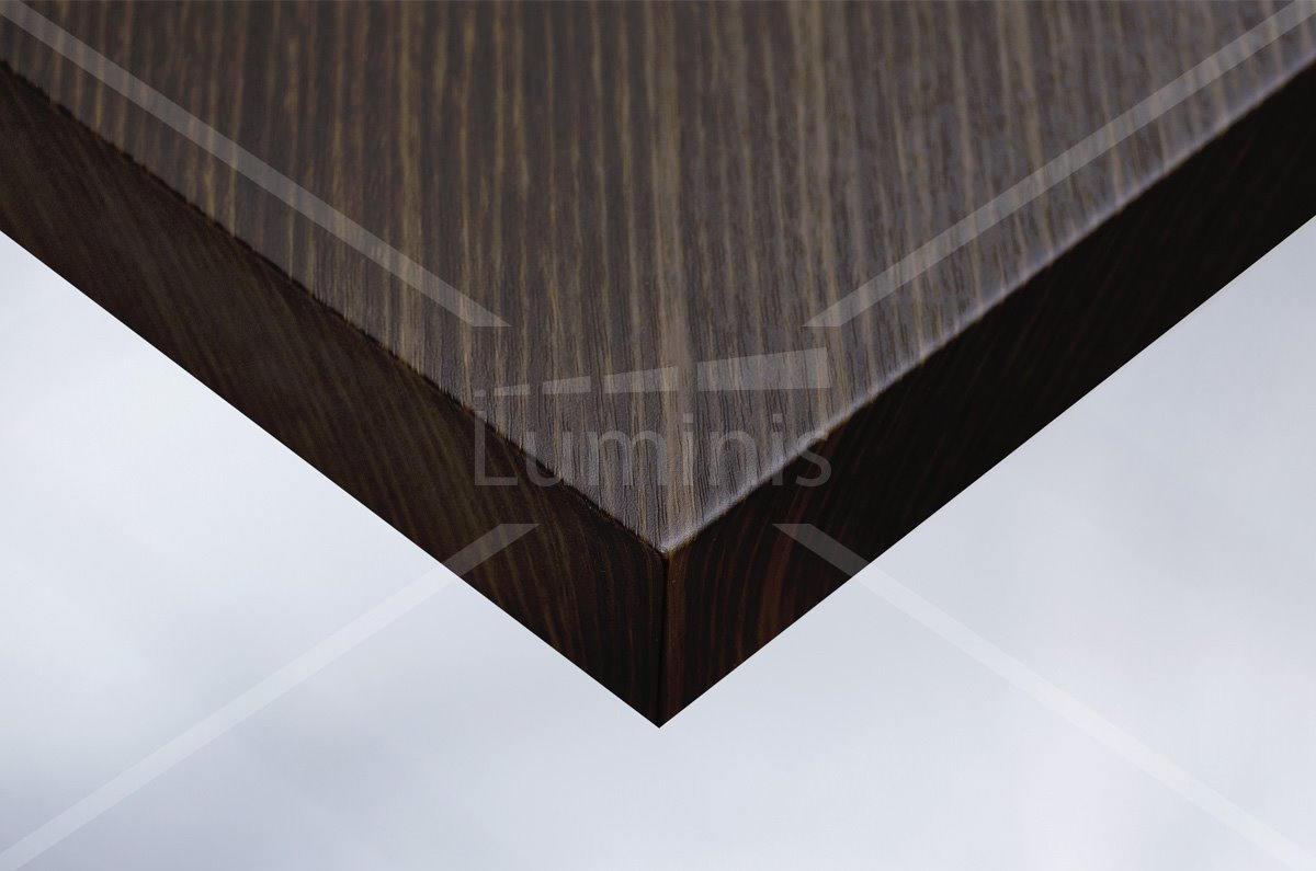 Film ton bois strié foncé - I5. Luminis-Films