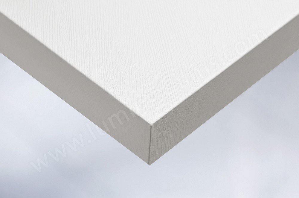 Revêtement adhésif bois blanc. Luminis-Films