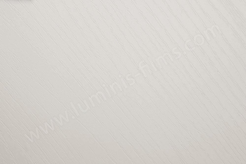 Adhésif bois blanc cassé. Luminis-Films