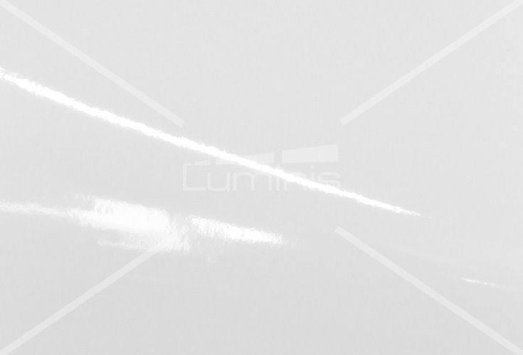 Vinyle adhésif blanc laqué. Luminis-Films
