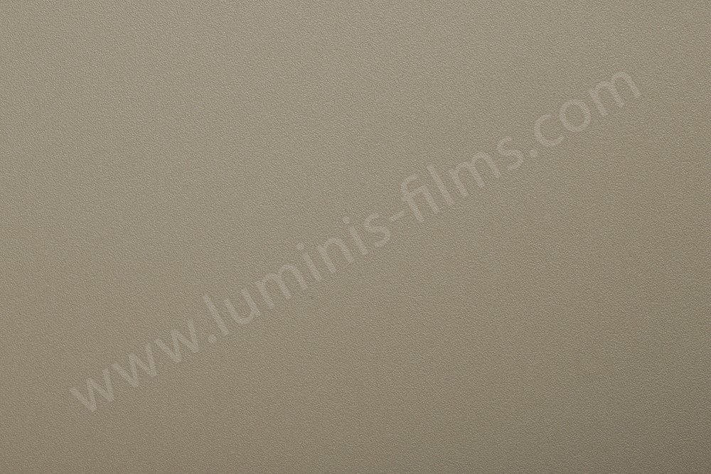 Adhésif pour meuble et mur marron clair mat. Luminis-Films