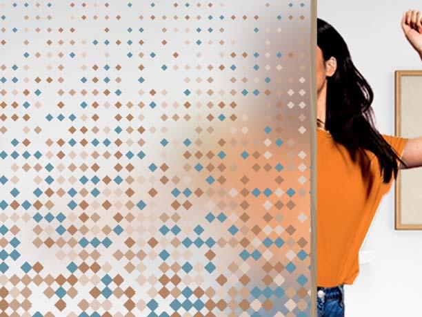 Film décoratif personnalisable motif growup. Luminis Films