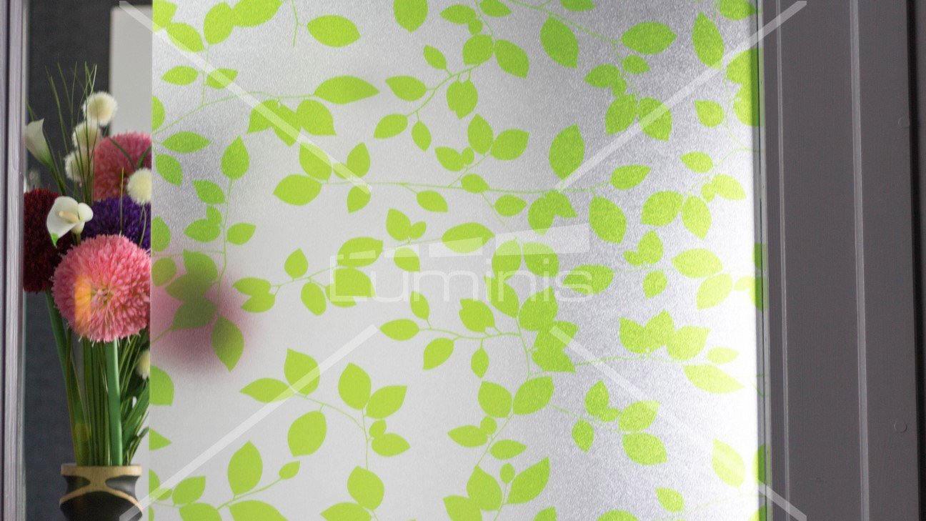 Film repositionnable - Leaf P022. Luminis-Films