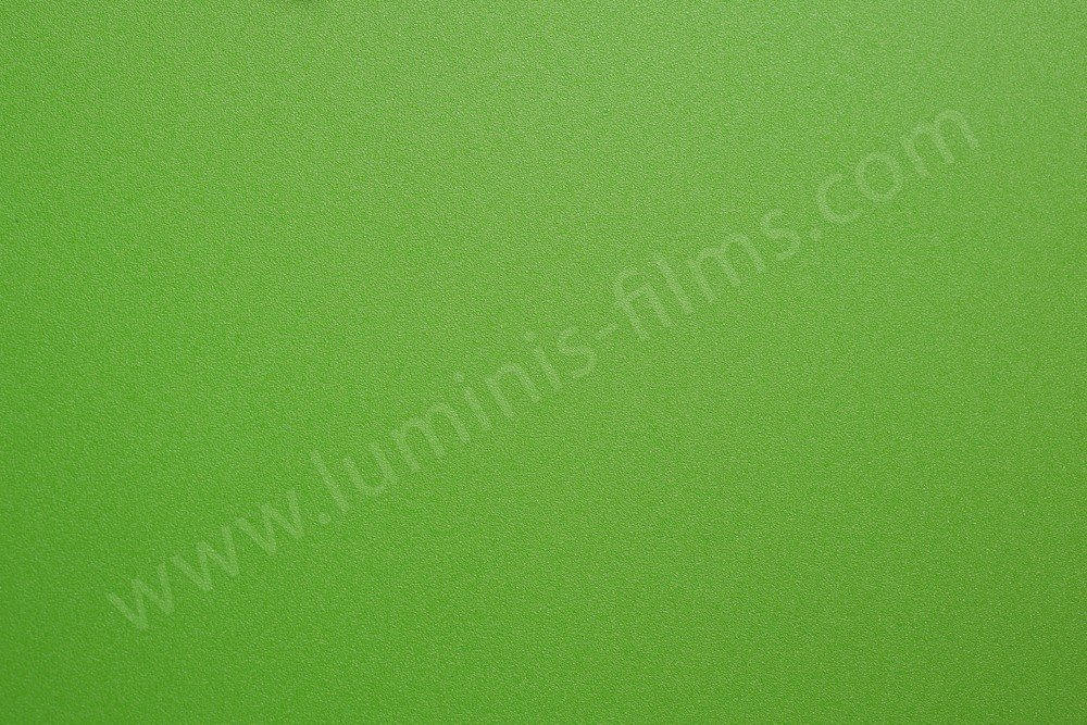 Adhésif mural vert prairie mat. Luminis-Films