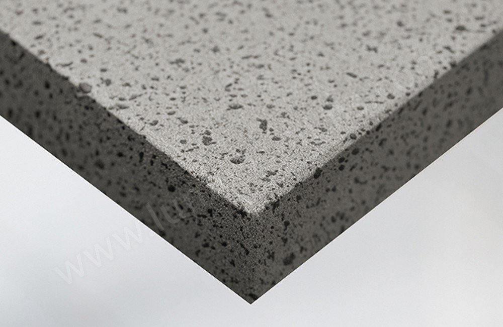 Revêtement adhésif granit gris moucheté. Luminis-Films
