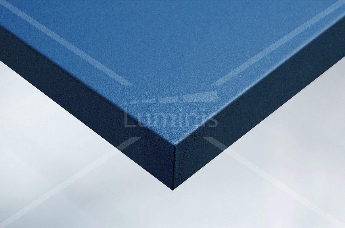 Adhésif déco bleu roi mat. Luminis-Films
