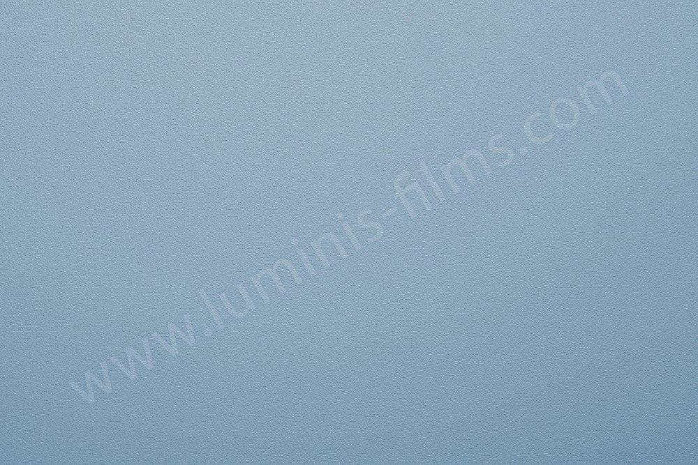 Adhésif bleu ciel mat. Luminis-Films