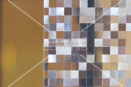 Film repositionnable à pixels. Luminis-Films