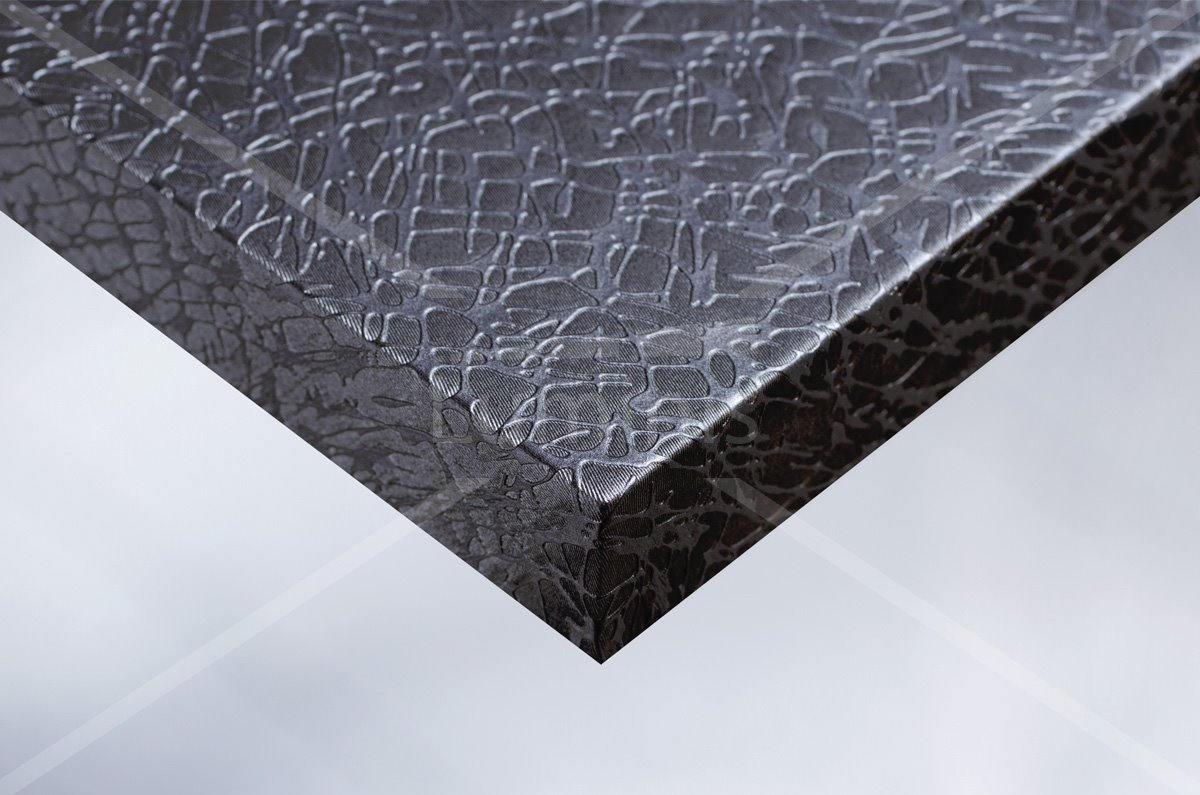 papier autocollant effet tissu craquel argent tissu 3112 luminis films. Black Bedroom Furniture Sets. Home Design Ideas