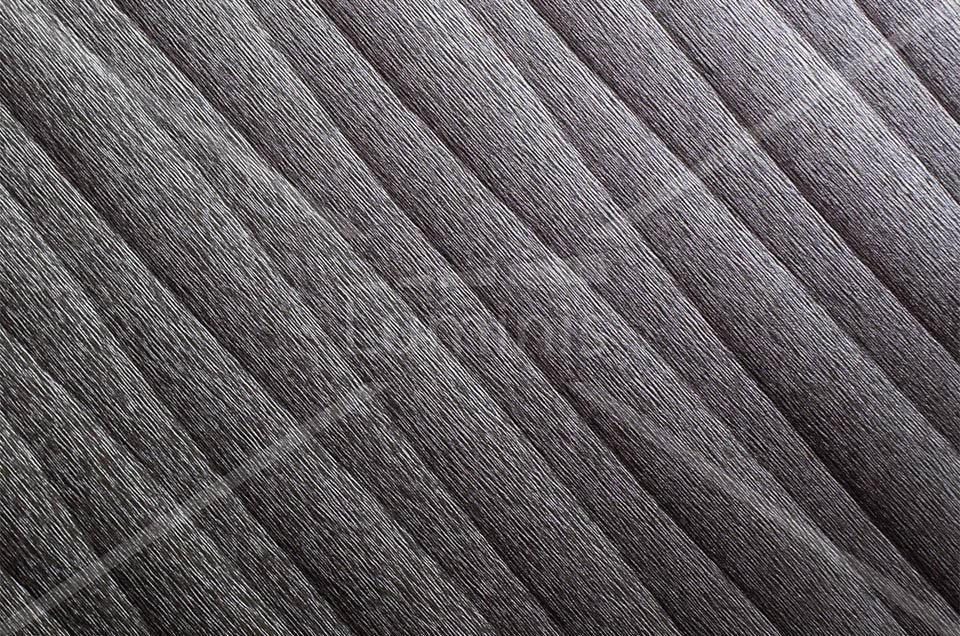 Papier adhésif tramé marron argenté. Luminis-Films