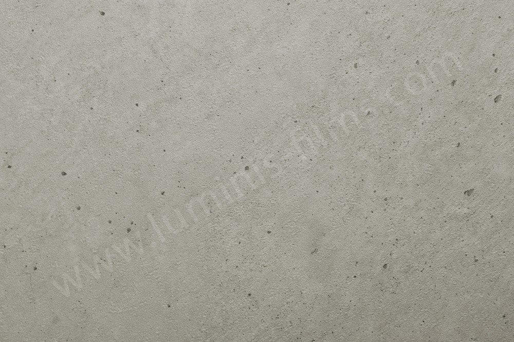Adhésif décoratif béton gris clair. Luminis-Films