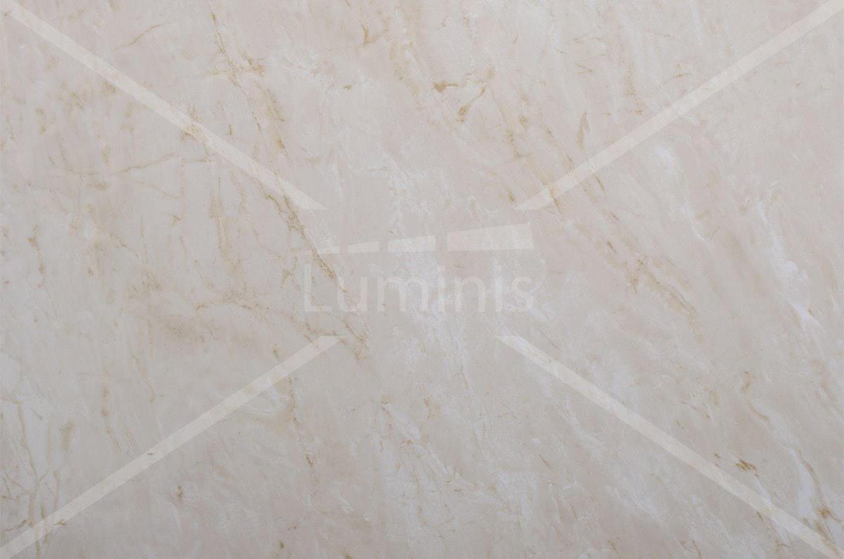 Adhésif effet marbre rosé brillant. Luminis-Films