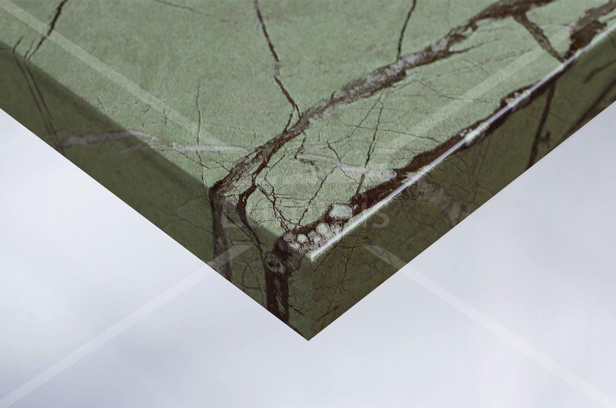 Film ton marbre vert - U6. Luminis-Films