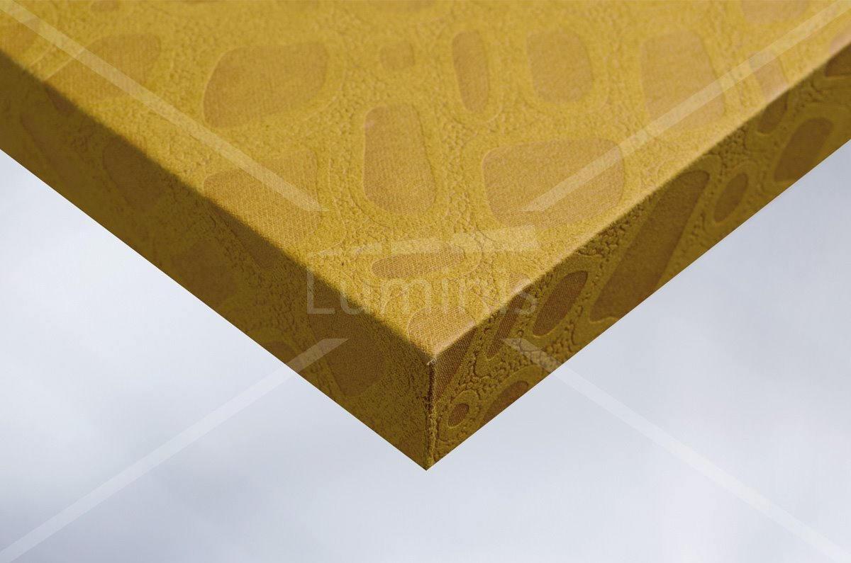 Tissu adhésif design orange - W2. Luminis-Films
