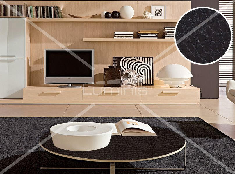 adh sif pour meuble et mur cuir marron vielli cuir 3219 luminis films. Black Bedroom Furniture Sets. Home Design Ideas