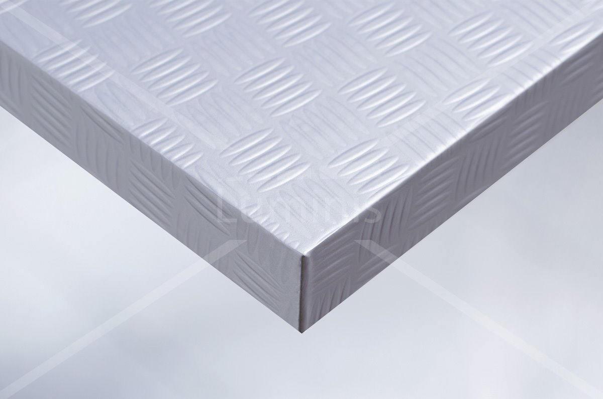 rev tement t le d 39 aluminium en damier indus 2717 luminis films. Black Bedroom Furniture Sets. Home Design Ideas