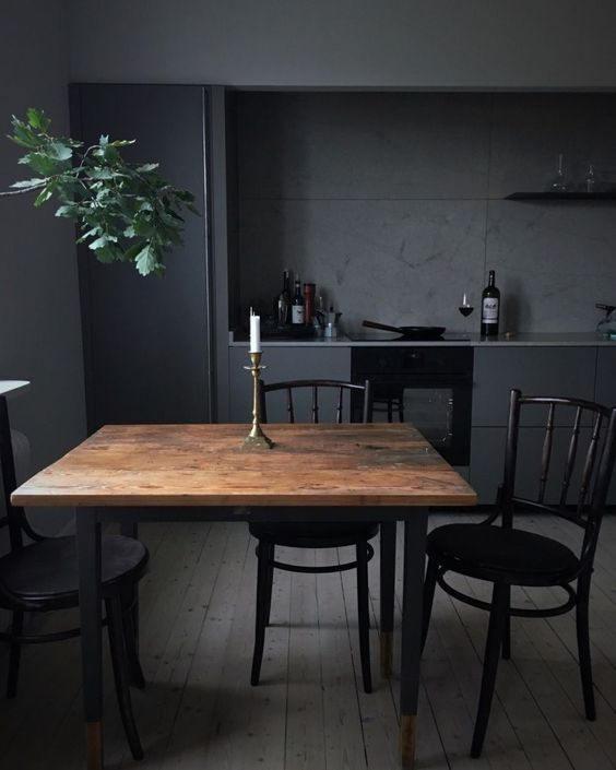 Revêtement décoratif noir mat - MAT-2303. Luminis-Films