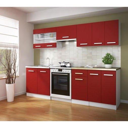 Papier autocollant rouge mat - MAT-2304. Luminis-Films