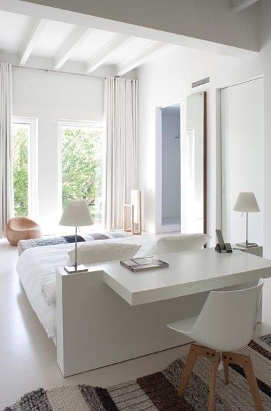 Revêtement décoratif blanc mat 2D. Luminis Films