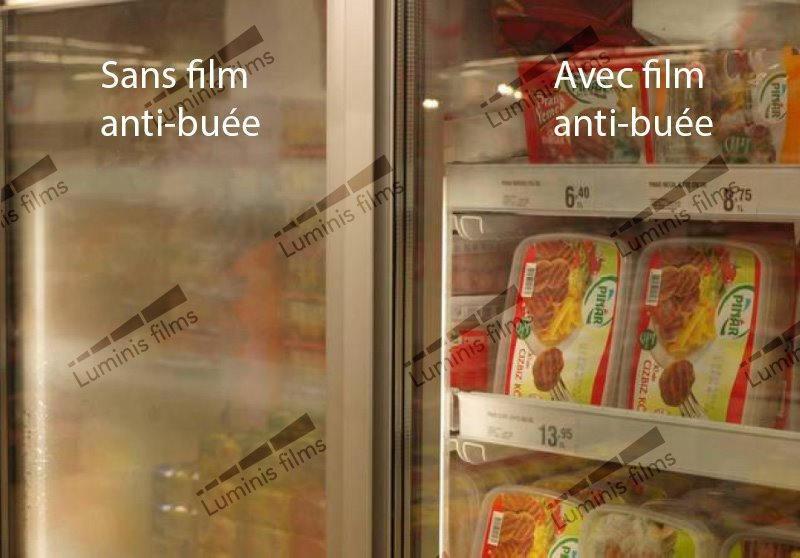 Film anti bu e incolore pour lutter contre la formation de - Film anti effraction ...