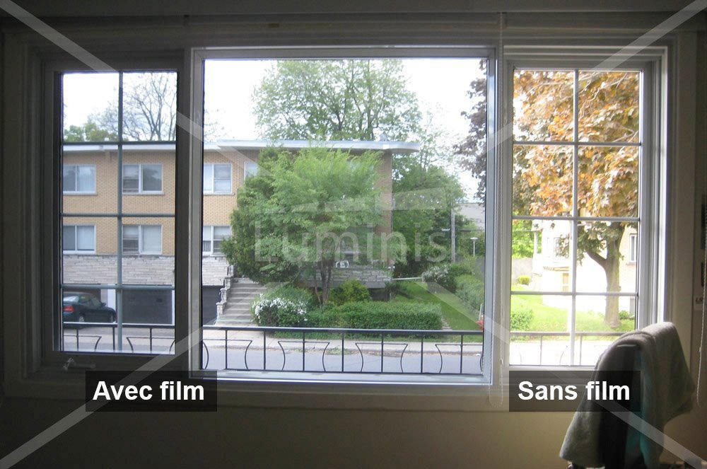 film isolant anti froid clair isol 100i luminis films. Black Bedroom Furniture Sets. Home Design Ideas