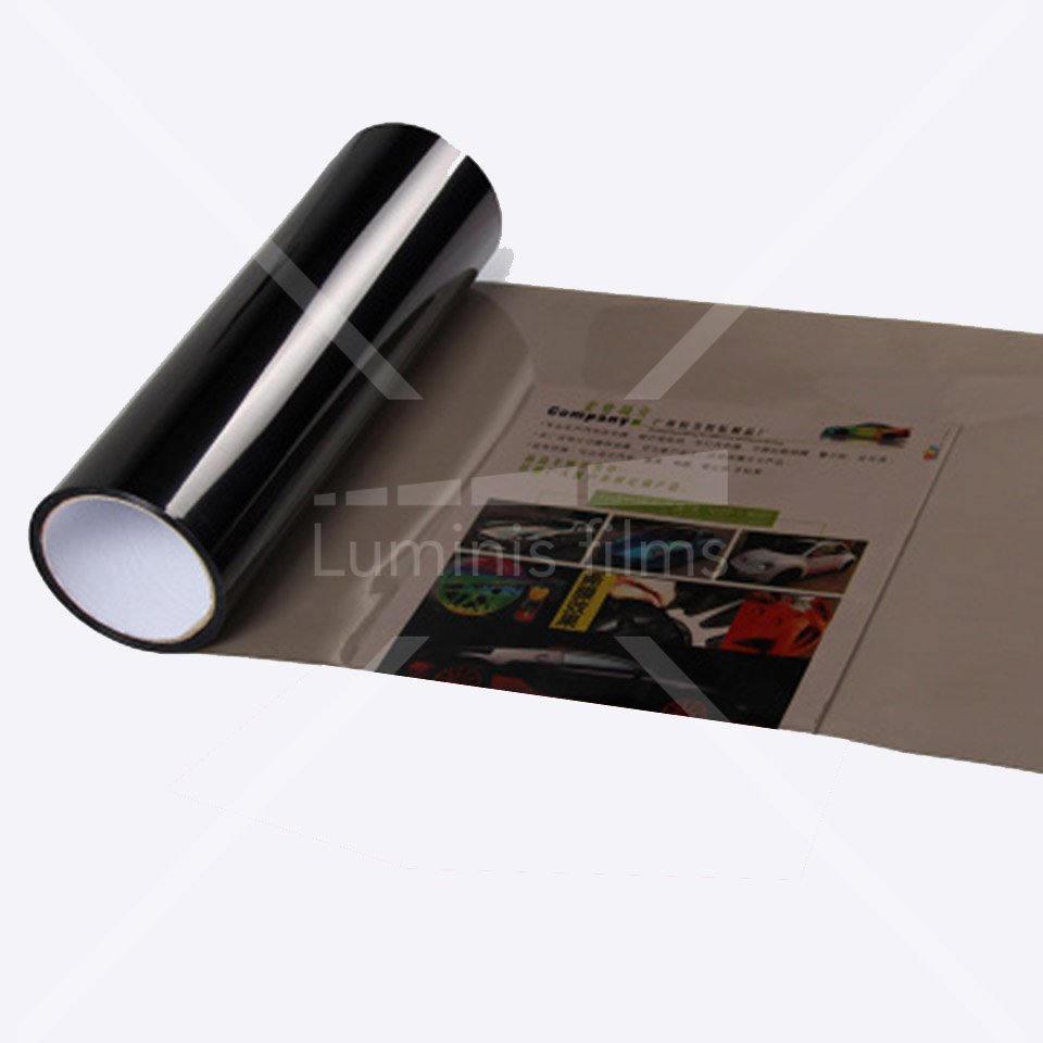 Film couleur transparent bronze - COLOR-404i. Luminis-Films