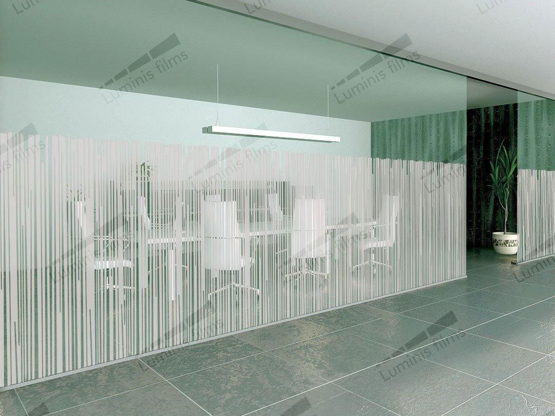 Film décoratif à effet contemporain - DECO-533i. Luminis-Films