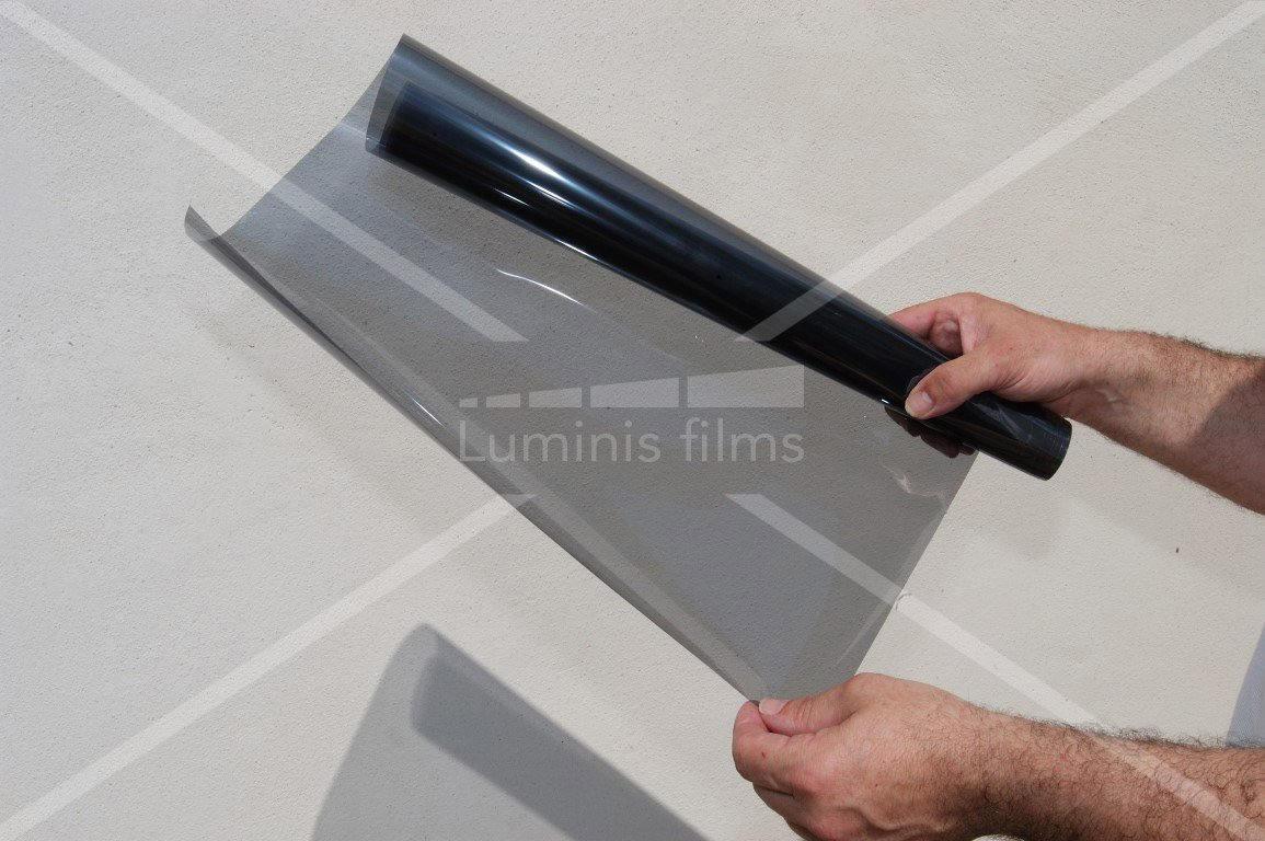 film anti chaleur neutre inox glass 109i luminis films. Black Bedroom Furniture Sets. Home Design Ideas
