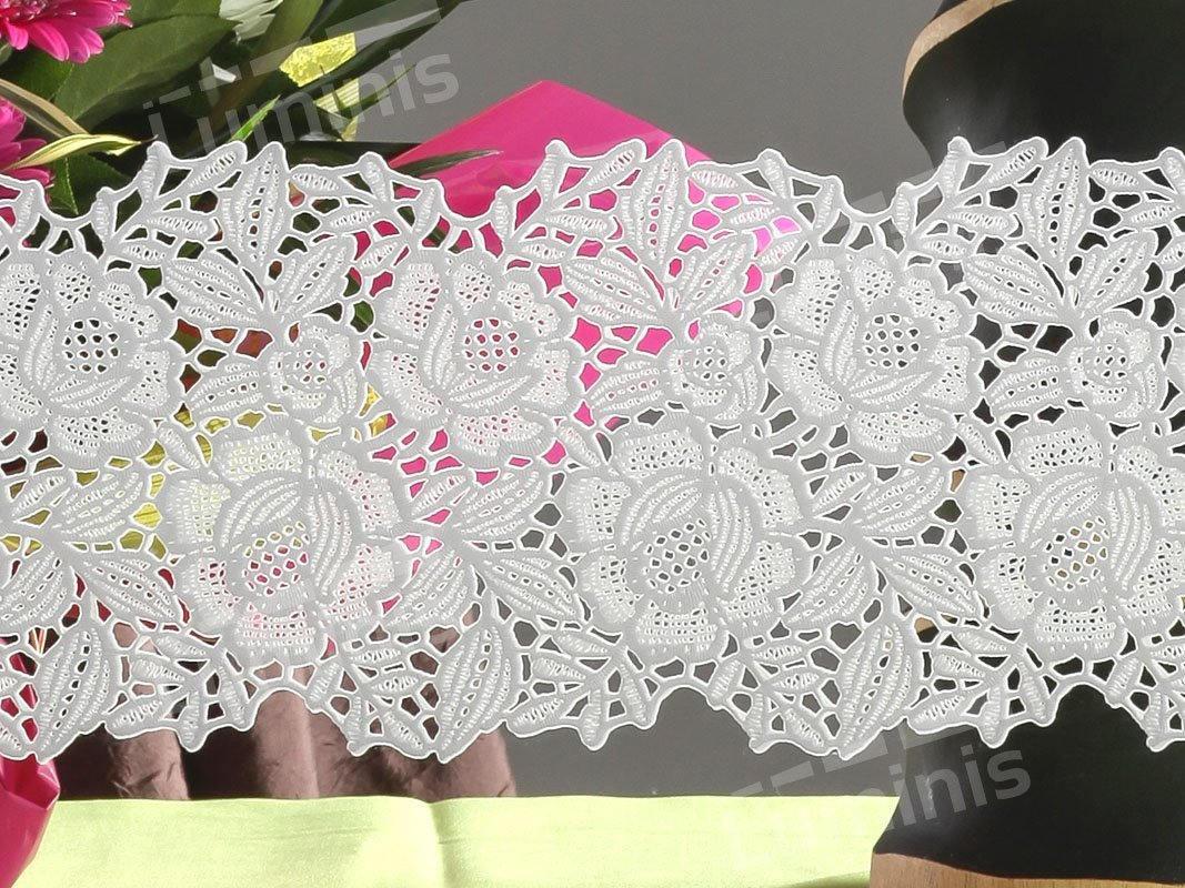 Film repositionnable Roses dentelles - ML1505 (A07A3372). Luminis-Films