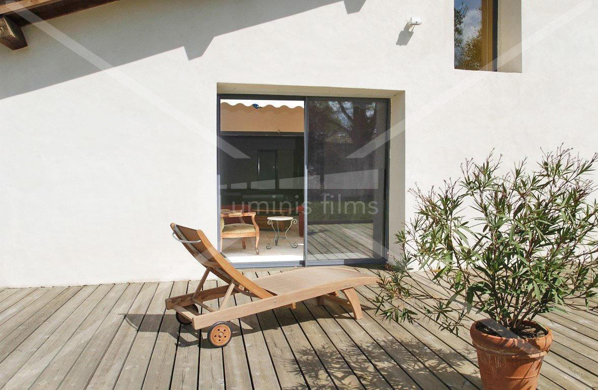 film miroir sans tain neutre inox miroir 109i luminis films. Black Bedroom Furniture Sets. Home Design Ideas