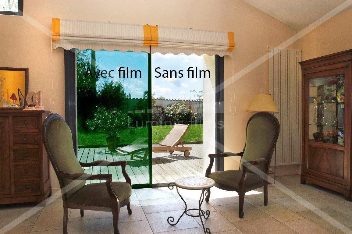 film miroir sans tain r fl chissant vert miroir 107i. Black Bedroom Furniture Sets. Home Design Ideas