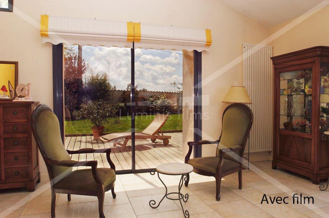 film miroir sans tain r fl chissant cuivre miroir 110i. Black Bedroom Furniture Sets. Home Design Ideas