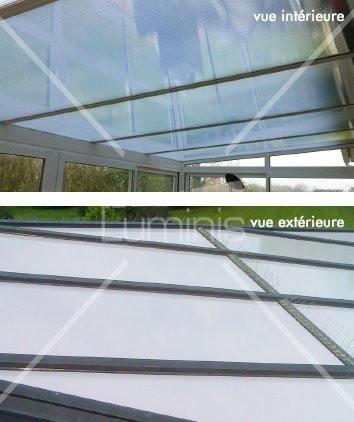 Film anti chaleur spécial vitrage de synthèse. Variance Auto