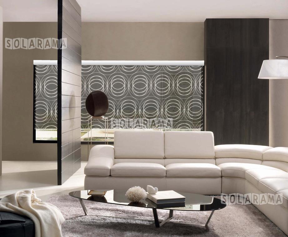 store enrouleur d coratif filtrant et solaire sur mesure solarama vos stores sur mesure en. Black Bedroom Furniture Sets. Home Design Ideas