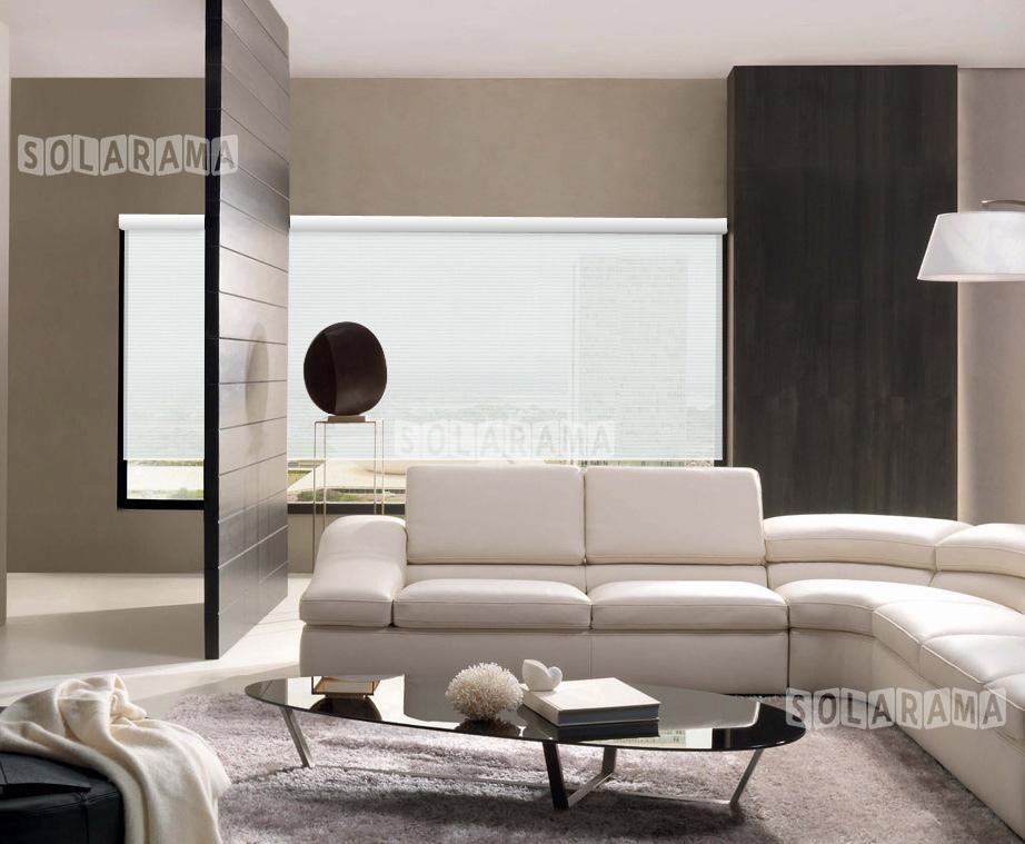 store enrouleur vision ext rieure et solaire sur mesure solarama vos stores sur mesure en. Black Bedroom Furniture Sets. Home Design Ideas