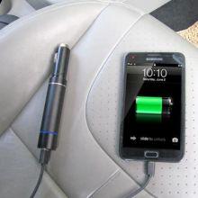 Mini station d'énergie au lithium. Variance Auto